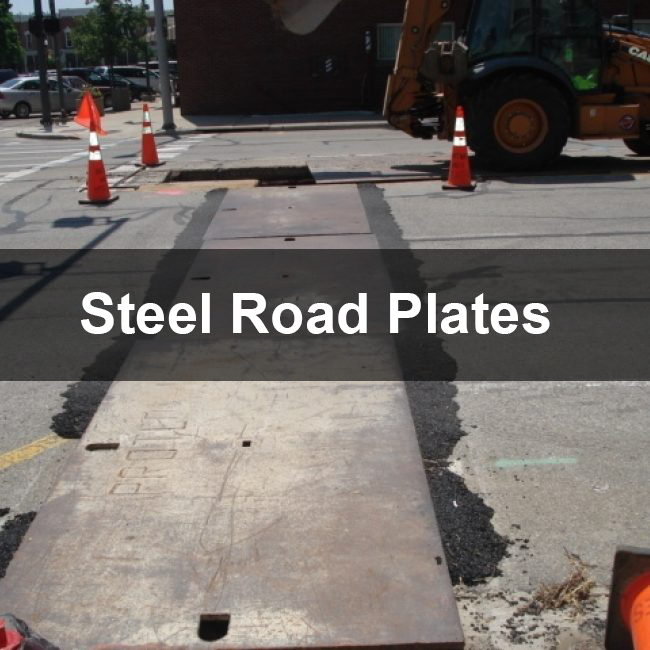 steel road plates equipment excavation florida