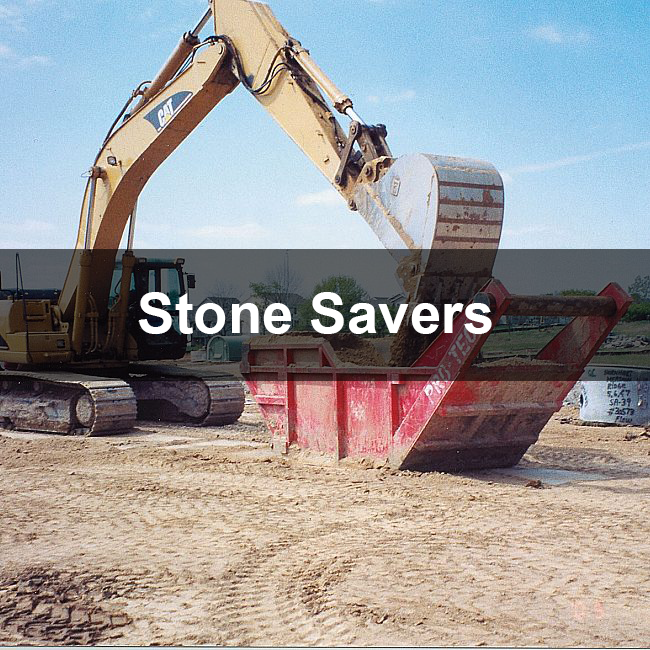 stone savers equipment