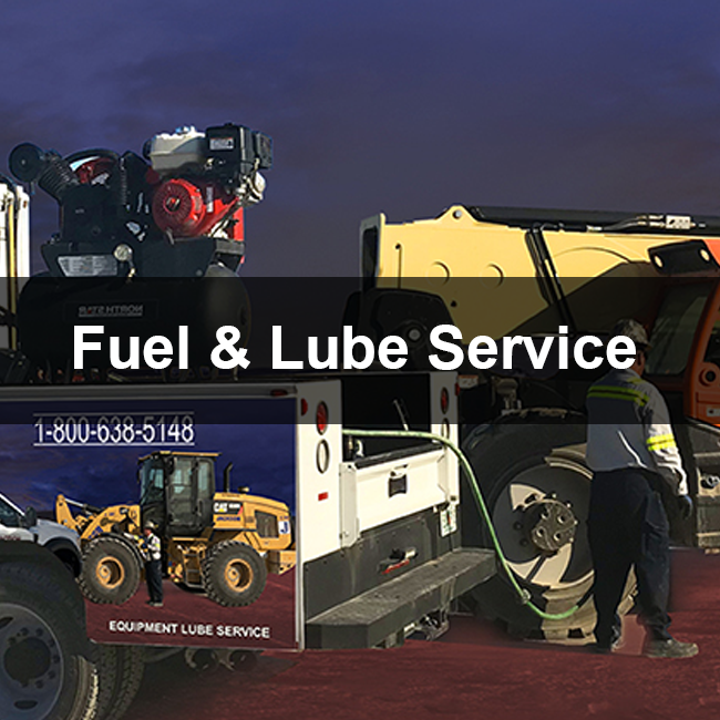 fuel and lube service
